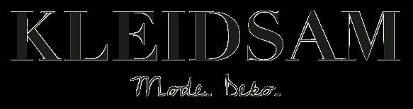 Kleidsam_Logo